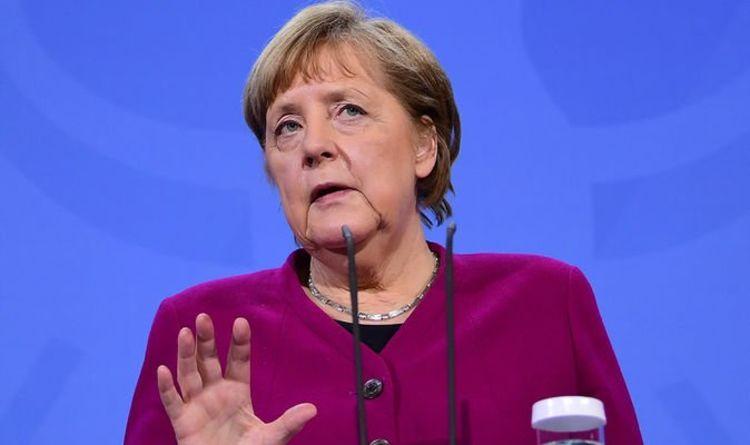 Angela Merkel News: El partido de oposición más grande de Alemania pide la salida de la Unión Europea |  El mundo |  Noticias