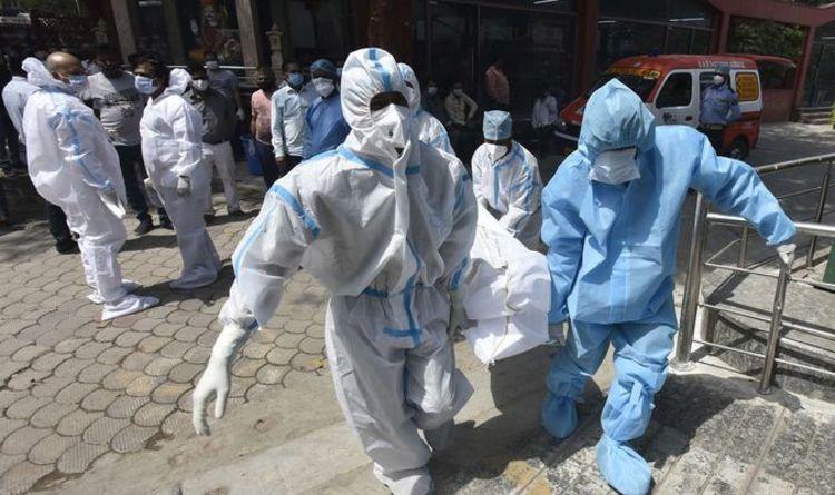 Covid News: India marca un hito con 200.000 casos registrados en las últimas 24 horas |  El mundo |  Noticias
