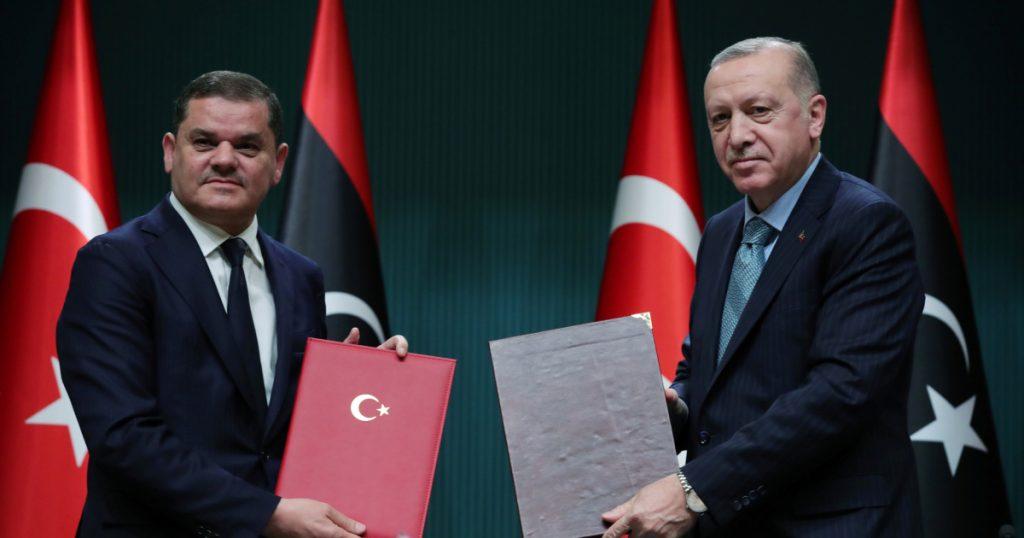 Turquía y Libia renuevan su compromiso con un acuerdo marítimo controvertido |  Noticias de Recep Tayyip Erdogan